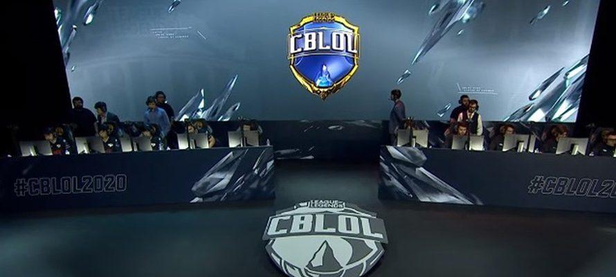 paiN mantém liderança do 2º split do CBLOL