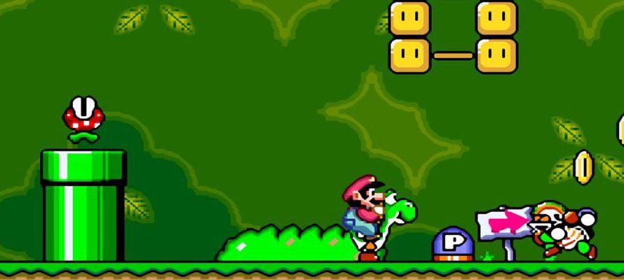 Jogos Marcantes – Super Mario World